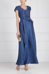 Однотонное платье Pallari
