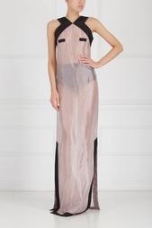 Шелковое платье Keti One