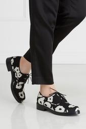 Ботинки с принтом Anna Stevar