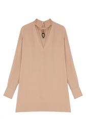 Шелковая блузка Valentino