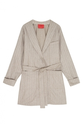Шерстяной пижамный костюм Izba Rouge