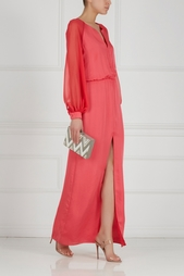 Однотонное платье Daria Bardeeva