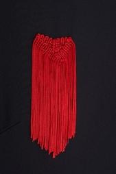 Платье с бахромой Daria Bardeeva