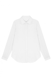 Однотонная рубашка Daria Bardeeva