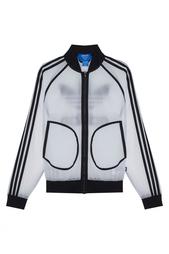 Бомбер TRANSPARENT WB Adidas