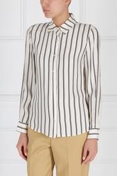 Шелковая блузка Frame Denim