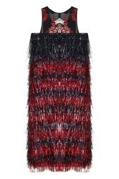 Платье с вышивкой Esve