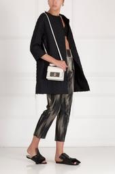 Пальто из хлопка и шелка Ivka