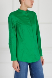 Хлопковая блузка Chapurin