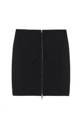 Однотонная юбка-карандаш BZR by Bruuns Bazaar