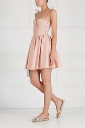 Хлопковое платье Les'