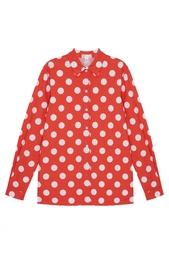 Хлопковая блузка A Rnouveau