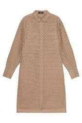 Хлопковая блузка Alena Akhmadullina