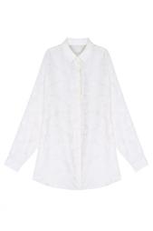 Шелковая блузка Masterpeace X J. Kim