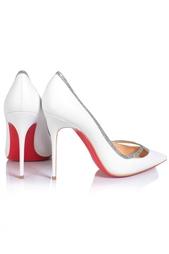 Туфли из лакированной кожи Princess 100 Christian Louboutin