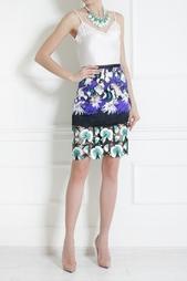 Шелковая юбка Peter Pilotto