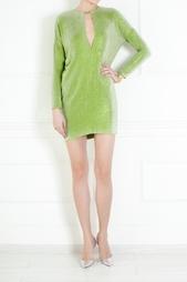 Шелковое платье Kaufmanfranco