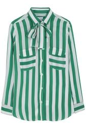 Шелковая рубашка Stella Jean