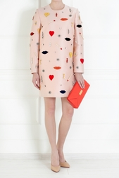 Хлопковое платье Stella Mc Cartney