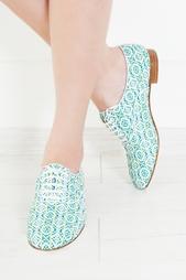 Кожаные ботинки Fred Flat Cannage/Nappa Christian Louboutin