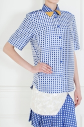 Рубашка из искусственного шелка Ostwald Helgason