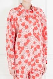 Шелковая блузка Holly Fulton