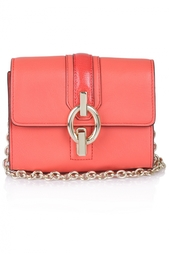 Кожаная сумка Sutra Micro Mini Diane von Furstenberg