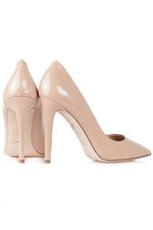 Бежевые Кожаные туфли Bethany -  брак (обе на одну и ту же ногу) Diane von Furstenberg