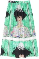 Шелковая юбка Tata Naka