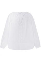 Хлопковая блузка Andrea Diane von Furstenberg
