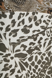 Шелковый топ Becky Printed Diane von Furstenberg