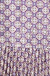 Платье из искусственного шелка Victoria by Victoria Beckham