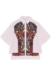 Хлопковая блузка Peter Pilotto