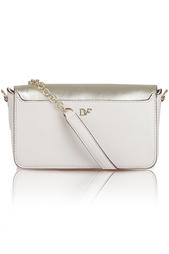 Кожаная сумка Flirty Mini Diane von Furstenberg
