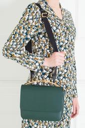Кожаная сумка Marni