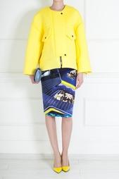 Хлопковая юбка Mary Katrantzou
