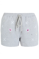 Хлопковые шорты Markus Lupfer