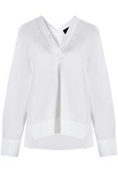 Хлопковая блузка Derek Lam
