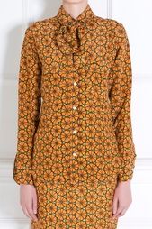Шелковая блузка Stella Jean