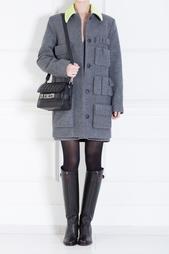 Шерстяное пальто Alexander Wang