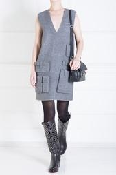 Шерстяное платье Alexander Wang