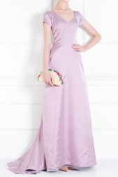 Шелковое платье Luisa Beccaria