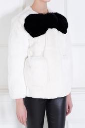 Жакет из меха кролика Marc Jacobs