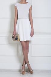 Платье из перфорированной ткани Paul & Joe Sister