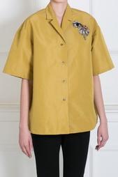 Хлопковая рубашка No.21