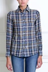 Льняная рубашка Stella Jean