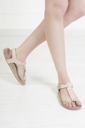 Кожаные сандалии Разный размер Isabel Marant