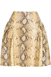 Кожаная юбка Simone Rocha