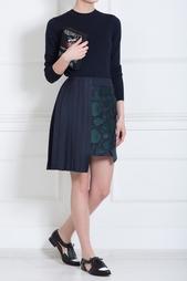 Шерстяная юбка Mary Katrantzou