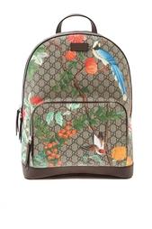 Рюкзак с принтом Gucci